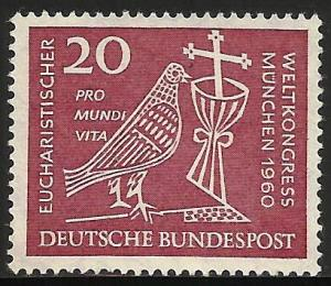 Germany 1960 Scott# 812 Used