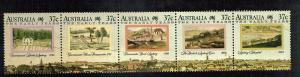 Australia  The Early Years  5 var  mnh
