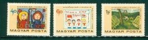 R5-0002 (2) HUNGARY 1934-6 MNH  BIN $1.50 (8)