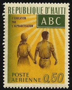 Haiti Air Mail 1966 Scott# C270 MNH