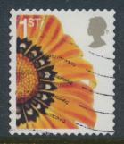 GB SG 2567 SC# 2314 Used Smilers Booklet 2005 -  Flower - see details