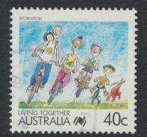 Australia SG 1122  SC# 1064  Used / FU    Recreaction