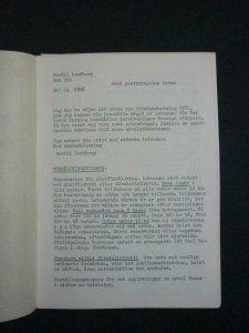 FRIMARKSKATALOG 1972 by BERTIL LUNDBERG