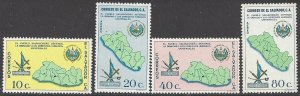 El Salvador 809-10. C270-1  MNH  Human Rights