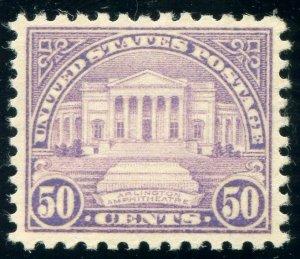US SCOTT #701, Mint-XF-OG-LH (DFP)