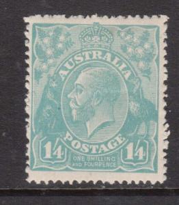Australia #37 Mint