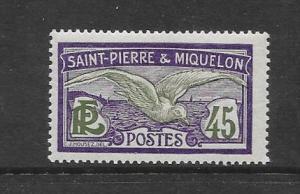 ST PIERRE #96  MLH