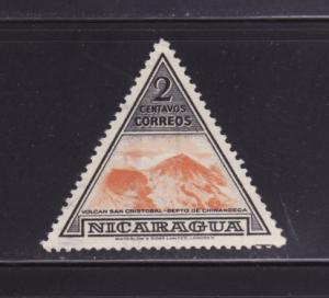Nicaragua 706 U San Cristobal Volcano (E)