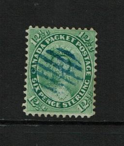 Canada SC# 18a, Used - S8481