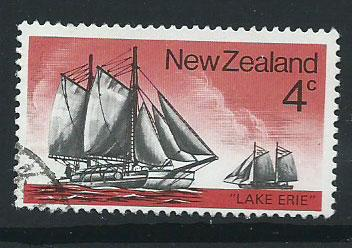 New Zealand SG 1069 Very Fine used
