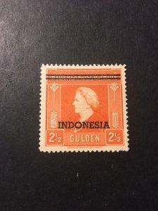 Netherlands Indies 304 MVLH