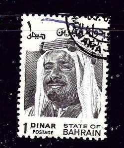Bahrain 238 Used 1975 issue       (P92)