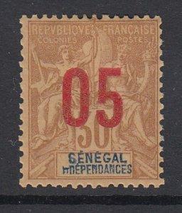 SENEGAL, Scott 75, MHR