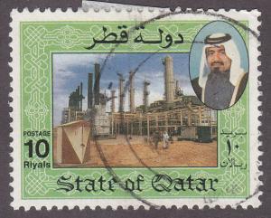 Qatar 801 Oil Refinery 1992
