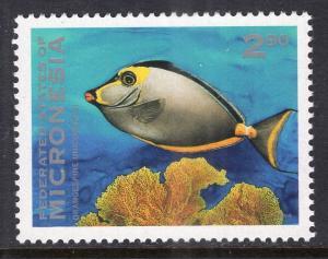 Micronesia 167 Fish MNH VF