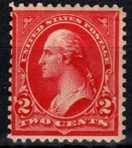 US #279B  Unused CV $9.00 (X2347)