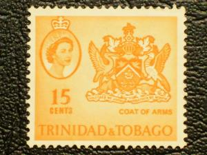 Trinidad & Tobago #116 used