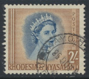 Rhodesia & Nyasaland SG 11 Sc# 151  Used  please see scans and details