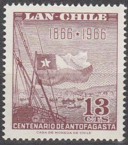 Chile #C270  MNH