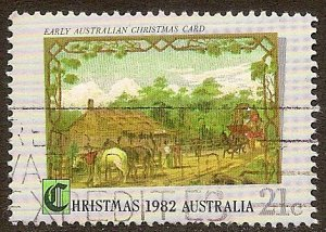 Australia Scott # 839 used. Free Shipping for All Additional Items