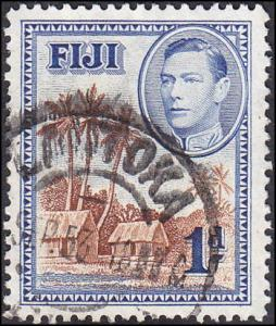 Fiji Scott 118 Fijian Hut Used