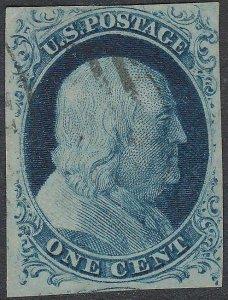 U.S. 9 Used FVF+ (121520)