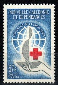 New Caledonia #328  MNH CV $8.00 (X668)