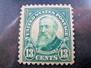 U.S. STAMPS FOR COLLECTORS - SCOTT #622 - MLH   (kb622)