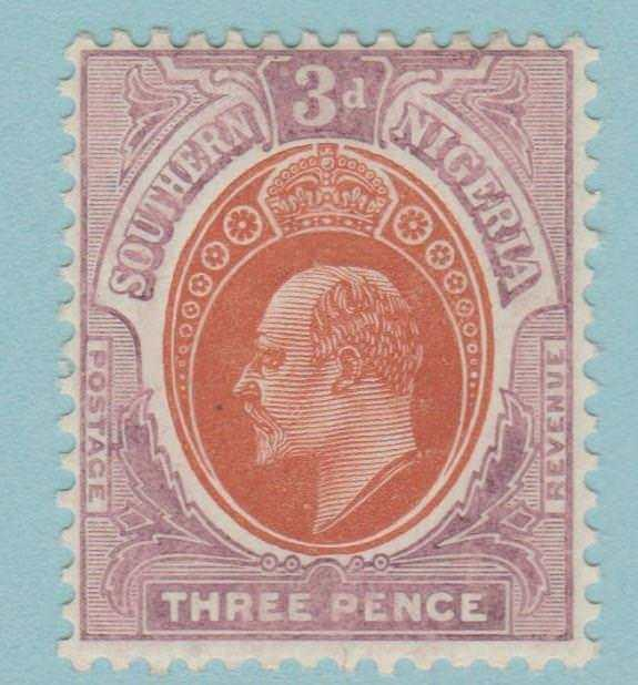 Southern Nigeria 24a Mint Hinged OG* NO FAULTS VERY FINE !
