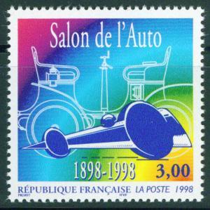 FRANCE Scott 2676  MNH** 1998 Paris Auto Show