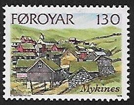 Faroe Islands # 32 - Mykines Village - MNH