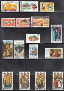 TOGOLAISE CTO STAMP LOT #1 SEE SCAN