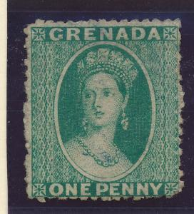 Grenada Stamp Scott #3, Mint/Unused No Gum - Free U.S. Shipping, Free Worldwi...