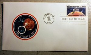 US FDC Space
