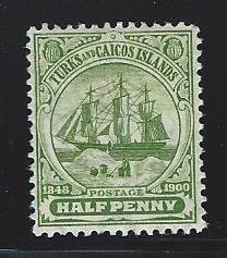 Turks   and Caicos  Islands mlh S.C. 1