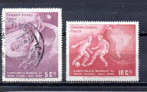 Chile C246-C247 used