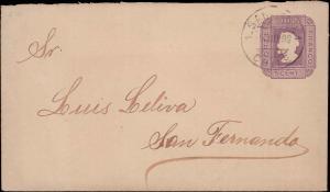 Chile, Postal Stationery