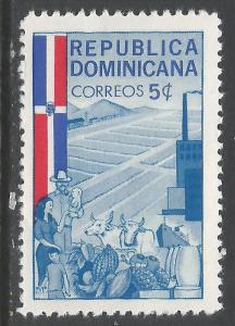 DOMINICAN REPUBLIC 568 MOG T435
