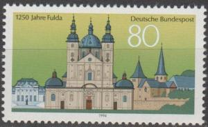 Germany #1824  MNH VF (SU1306)