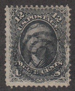 MALACK 69 F/VF, Lovely target cancel, nice stamp w2114