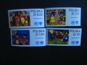 Poland #2314-17 Mint Never Hinged- (JA9) WDWPhilatelic