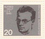 Germany 886 Nazi Resistance Portraits MNH 1964 Alfred Delp