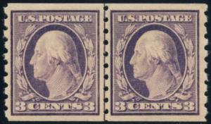 US Scott #394LP Mint; VF/XF; NH; PFC