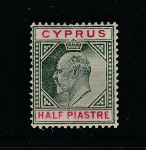 Cyprus, Sc 38 (SG 50), MHR