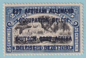 GERMAN EAST AFRICA 20  MINT HINGED OG *  NO FAULTS EXTRA FINE
