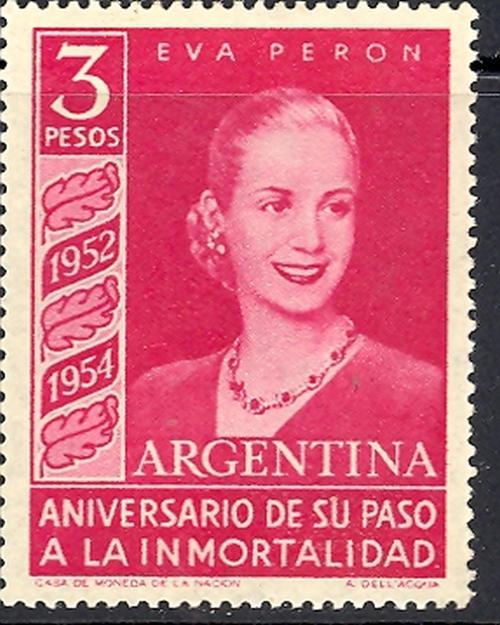 Argentina #627 Mint VF  watermarked