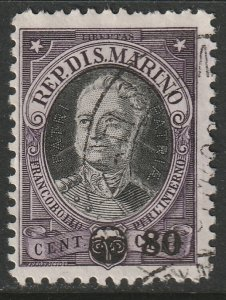 San Marino Sc 181 used