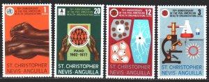 Nevis. 1977. 335-38. The medicine. MNH.