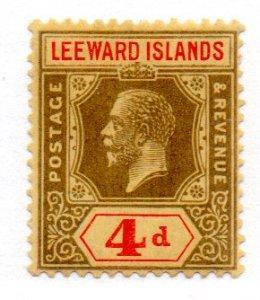 LEEWARD ISLANDS 52 MH SCV $8.00 BIN $4.00 ROYALTY