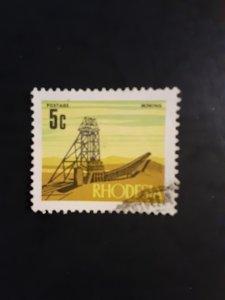 *Rhodesia #281                Used